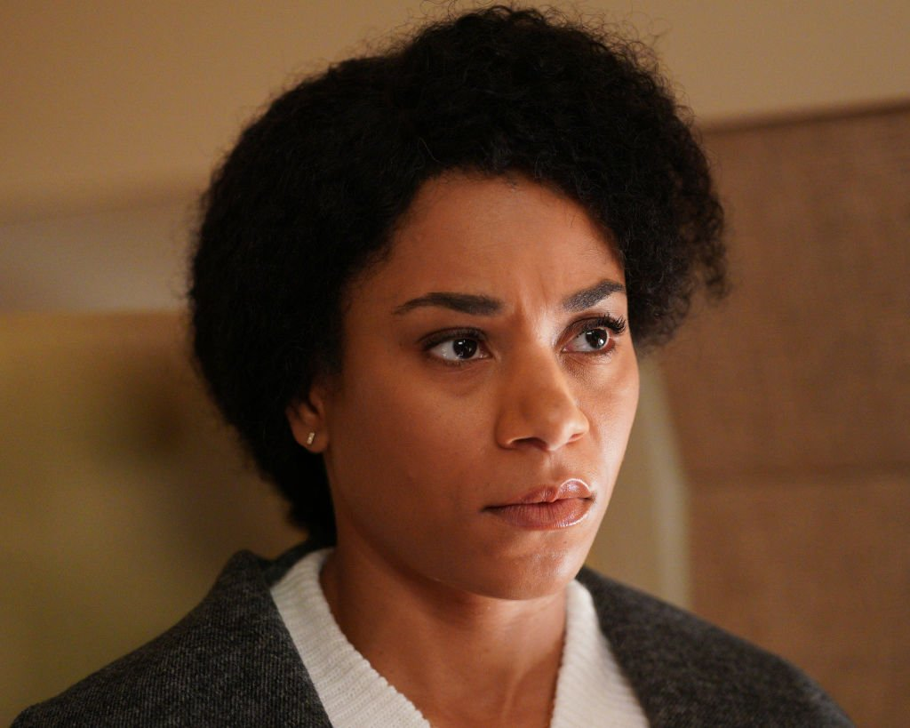 """Kelly McCreary on an episode of """"Grey's Anatomy.""""   Photo: Getty Images"""