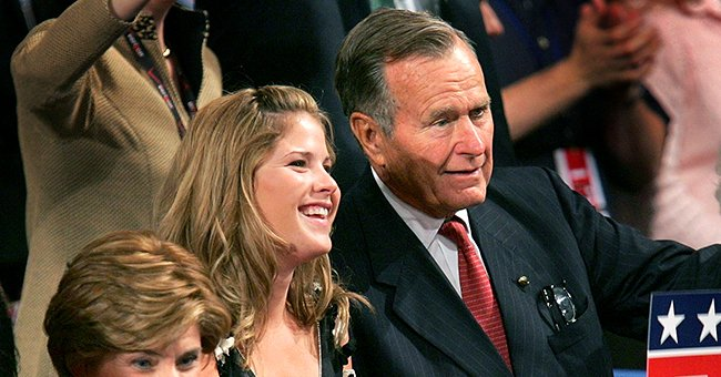 Jenna Bush Hager Recalls One of the Most Profound Moments with Grandpa George HW Bush