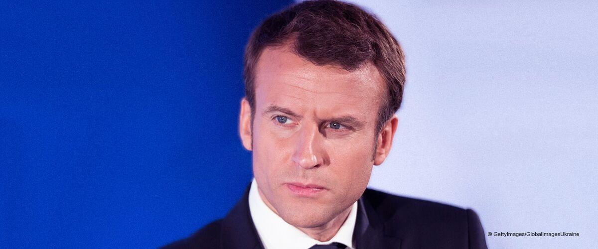 """Emmanuel Macron : Le 8 mai, il a affronté la """"malédiction de François Hollande"""""""