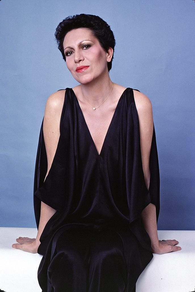 Italian jewelry designer Elsa Peretti photographed in New York in 1977 | Source: Getty Images
