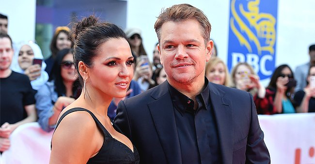 Matt Damon Confirms His Eldest Daughter Alexia Battled COVID-19