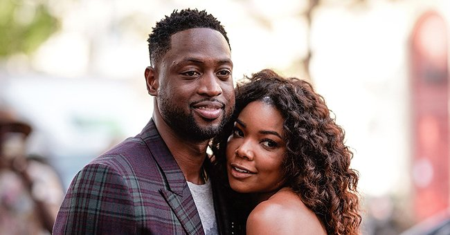 Check Out Gabrielle Union & Dwyane Wade's Adorable Daughter's Monday Mood as She Lay on Grass