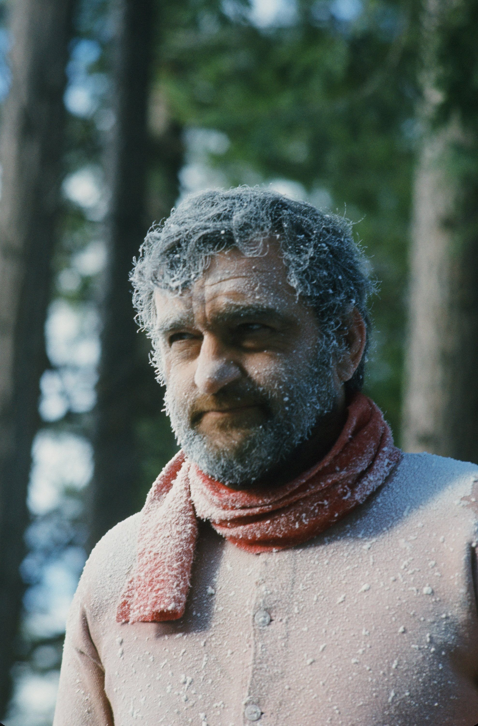 Victor French as Isaiah Edwards. | Source: Getty Images
