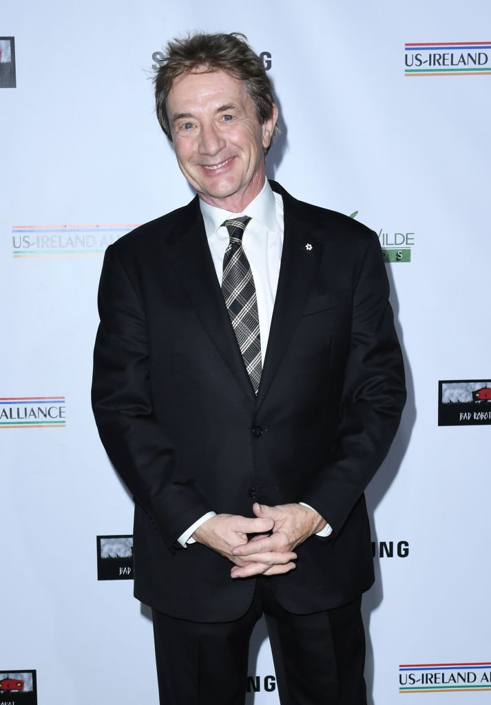 Martin Short at US-Ireland Alliance's 15th Annual Oscar Wilde Awards on February 06, 2020 | Photo: Getty Images