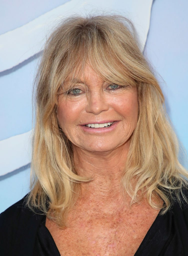 Goldie Hawn on September 21, 2017 in Los Angeles, California | Source: Getty Images