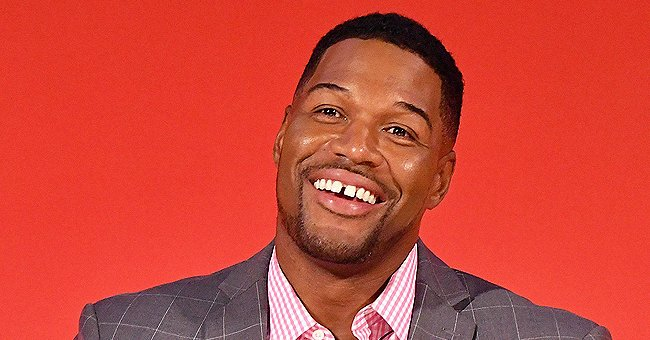 Michael Strahan Calls His Kids Forever Valentines and Shares Touching Photos with Them