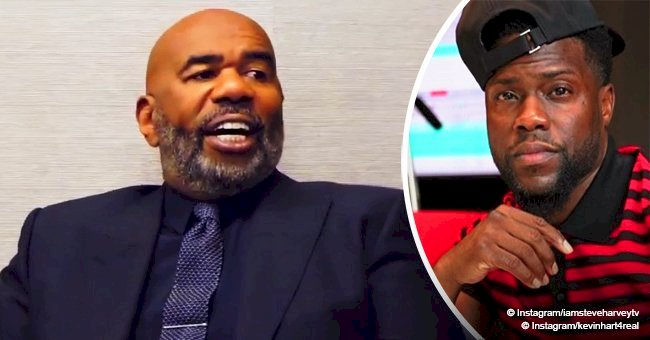 Steve Harvey reveals why he doesn't want to host the Oscars after Kevin Hart controversy
