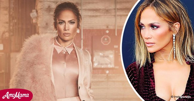Jennifer Lopez celebrated 49th birthday and showed off her flat stomach