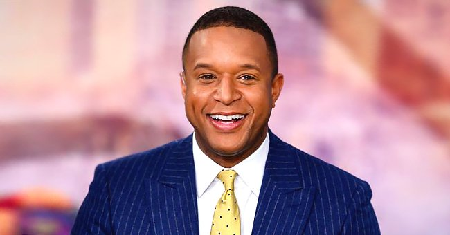 'Today' Anchor Craig Melvin's Family Wishes Him Happy Birthday on Air