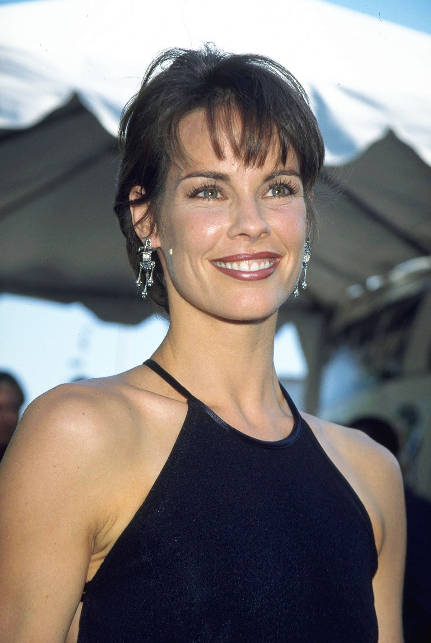 Alexandra Paul in 1999. | Source: Getty Images.