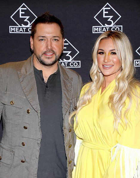 Jason Aldean and Brittany Aldean on November 20, 2019 in Nashville, Tennessee. | Photo: Getty Images