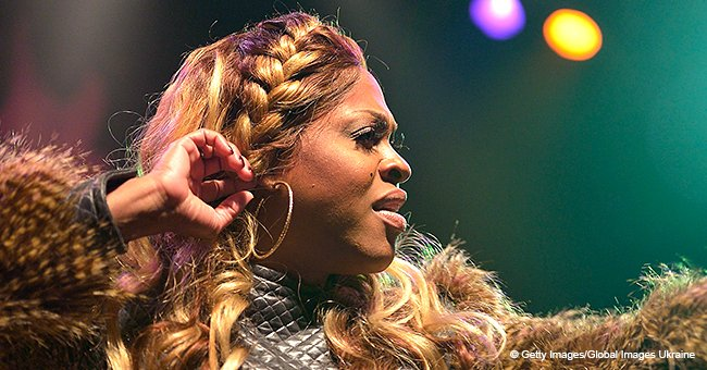 Lil Mo goes off after husband is caught affectionately talking to mystery woman on national TV
