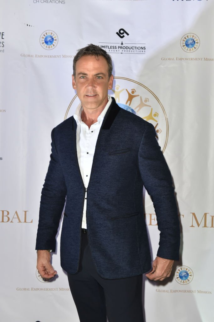 Carlos Ponce attends the Global Empowerment Mission's 2018 Gala at The Deck Island Gardens  | Getty Images