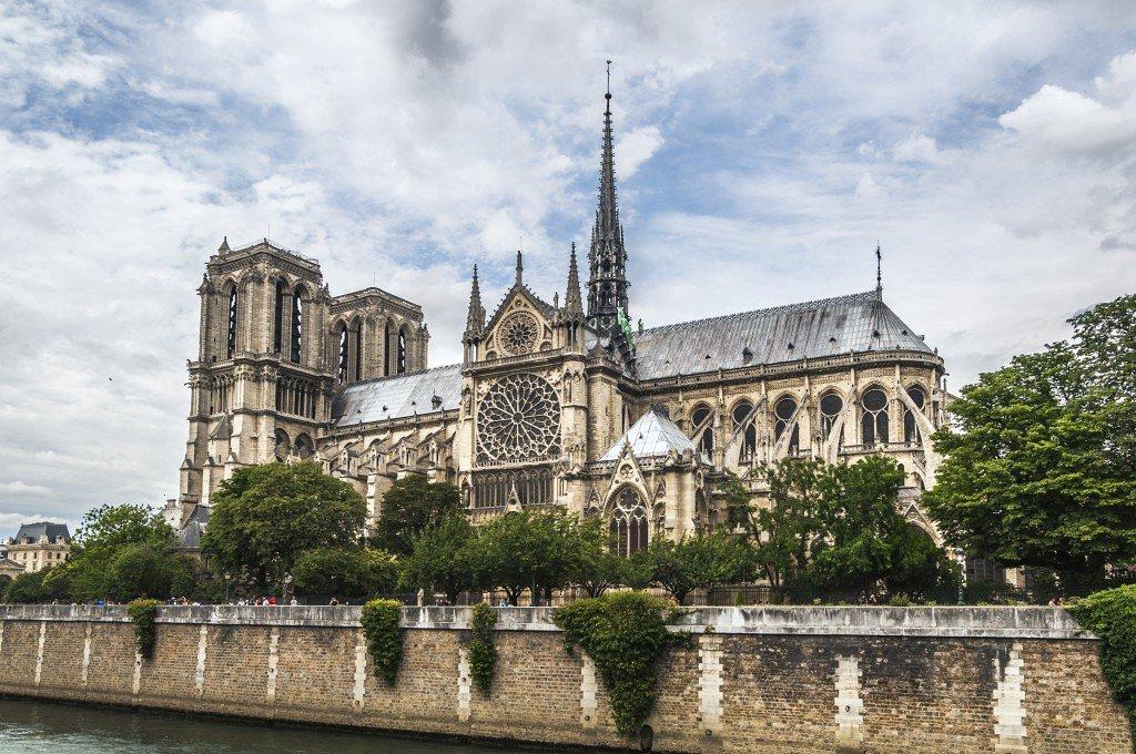 Catedral de Notre Dame. París, Francia. | Imagen: Flickr