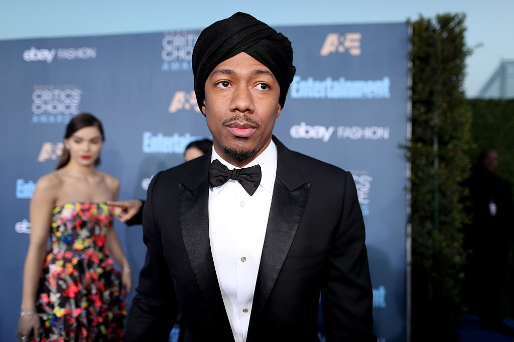 TV personality Nick Cannon attends The 22nd Annual Critics' Choice Awards at Barker Hangar | Photo: Getty Images