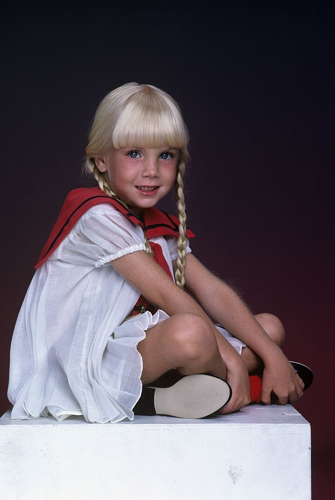 """Happy Days"" - ""Gallery"" 1982 Heather O'Rourke 