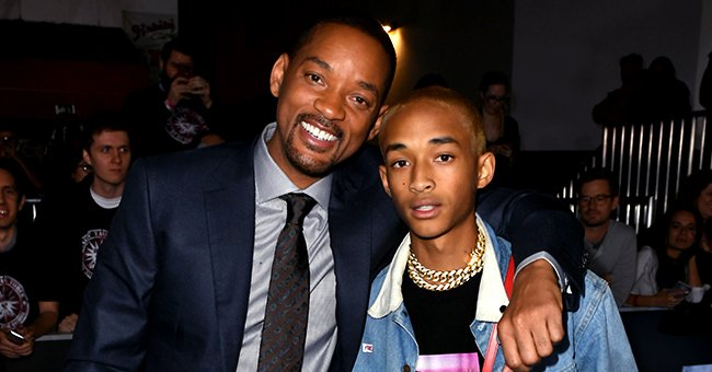 Will Smith's Son Jaden Bears Strong Resemblance to Dad in Photos Shared by the Actor
