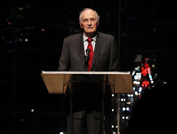 Alan Alda at Lincoln Center on May 22, 2019 in New York City | Photo: Getty Images