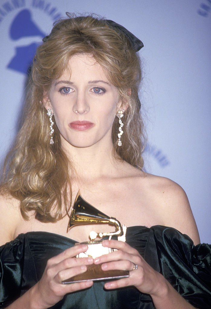 Actress Tracy Nelson attends the 29th Annual Grammy Awards on February 24, 1987 at Shrine Auditorium in Los Angeles, California | Photo: GettyImages