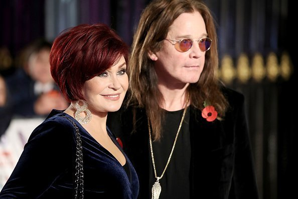 Ozzy and Sharon Osbourne attend the Pride Of Britain Awards on October 30, 2017 | Photo: Getty Images