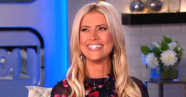 Christina Anstead from 'Flip or Flop' Announces Her Lazy Day with Son Hudson in a Sweet Photo