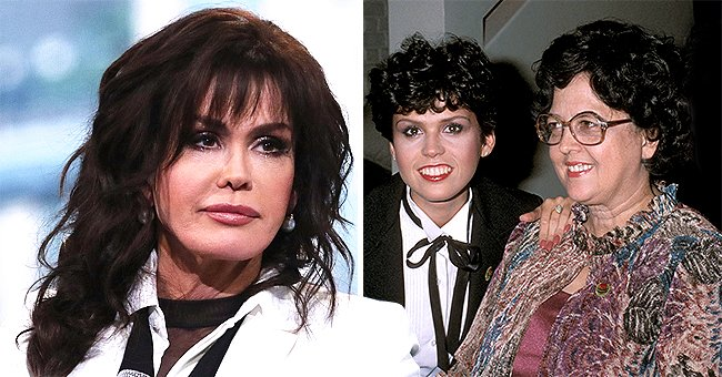 Marie Osmond Opens up about Life-changing Advice She Got from Her Late Mom Olive