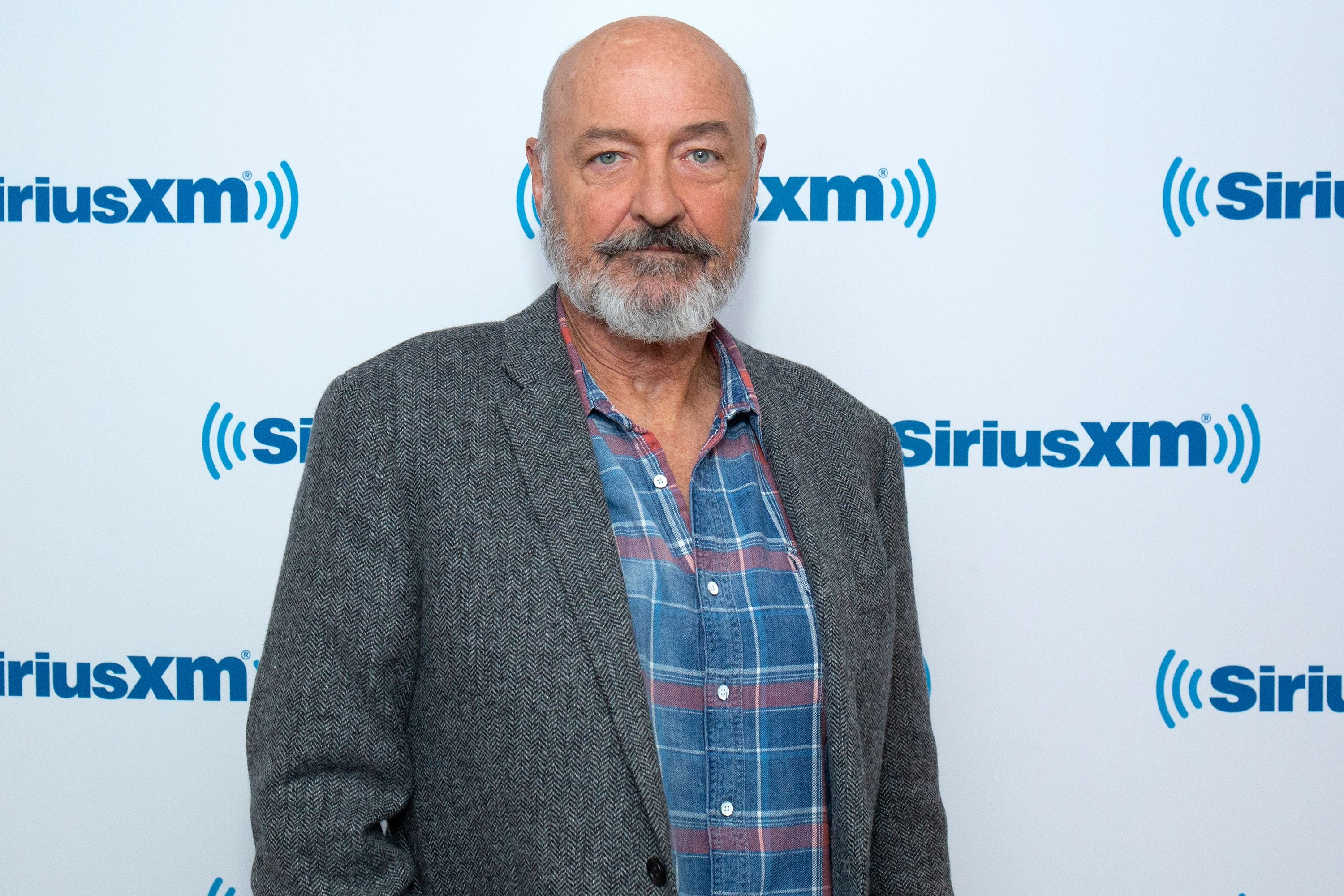 Terry O'Quinn visite les studios SiriusXM le 30 octobre 2018 à New York.  | Photo : Getty Images