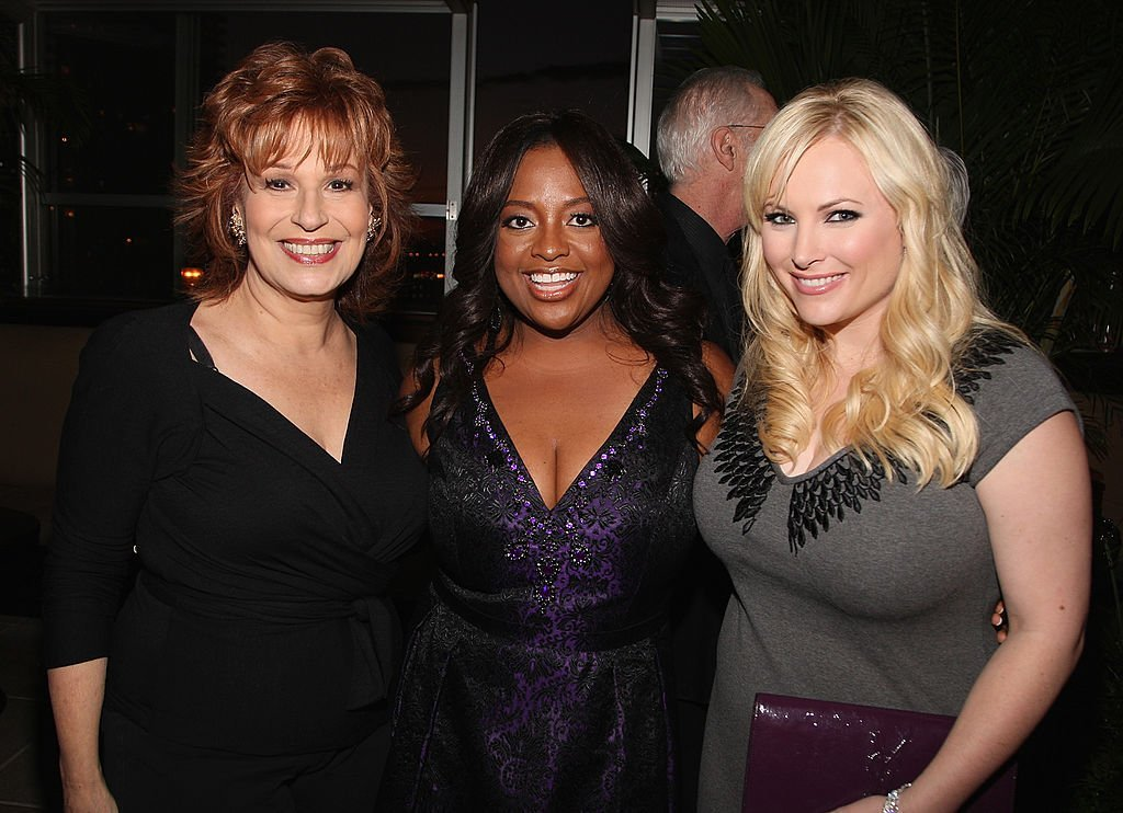 """Joy Behar, Sherri Shepherd and Meghan McCain attend the Launch Party for new sitcom """"Sherri"""" at the Empire Hotel. 