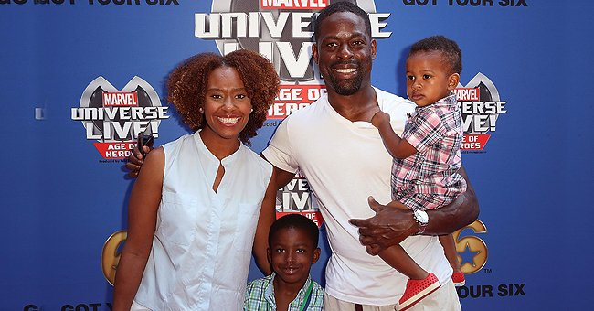 Glimpse into Sterling K Brown and His Wife Ryan Michelle Bathe's Romantic Love Story