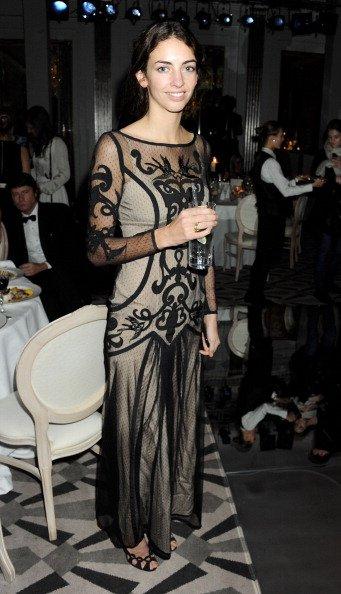 Rose Hanbury assiste au dîner d'hiver et à la danse Leon Max le 1er décembre 2011 à Londres. | Photo : Getty Images