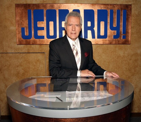 Alex Trebek on September 20, 2011 in Culver City, California.   Photo: Getty Images
