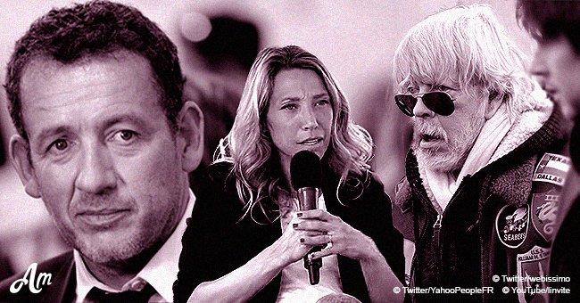 Les funérailles de Thierry Séchan, Laura Smet est taclée par Jean-Michel Maire, l'hommage de Danny Boon aux pompiers morts à Paris : Top de la journée