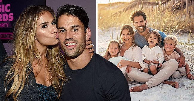 Here's How Jessie James Decker and Her Husband Eric Find Alone Time While Juggling 3 Kids