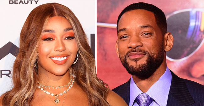 Former 'Life of Kylie' Star Jordyn Woods Celebrates Will Smith's 51st Birthday with Throwback Pics