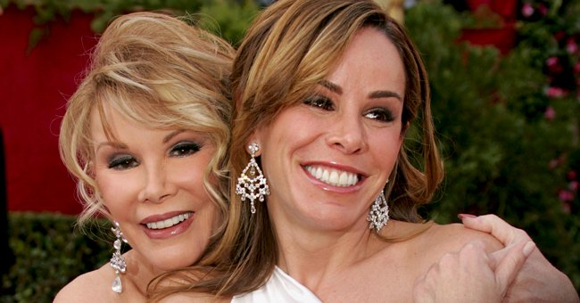 Melissa Rivers Remembers Her Late Mother Joan Rivers 6 Years after Her Death