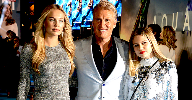 Dolph Lundgren of 'Rocky IV' Has Beautiful Daughters Who Are All Grown Up