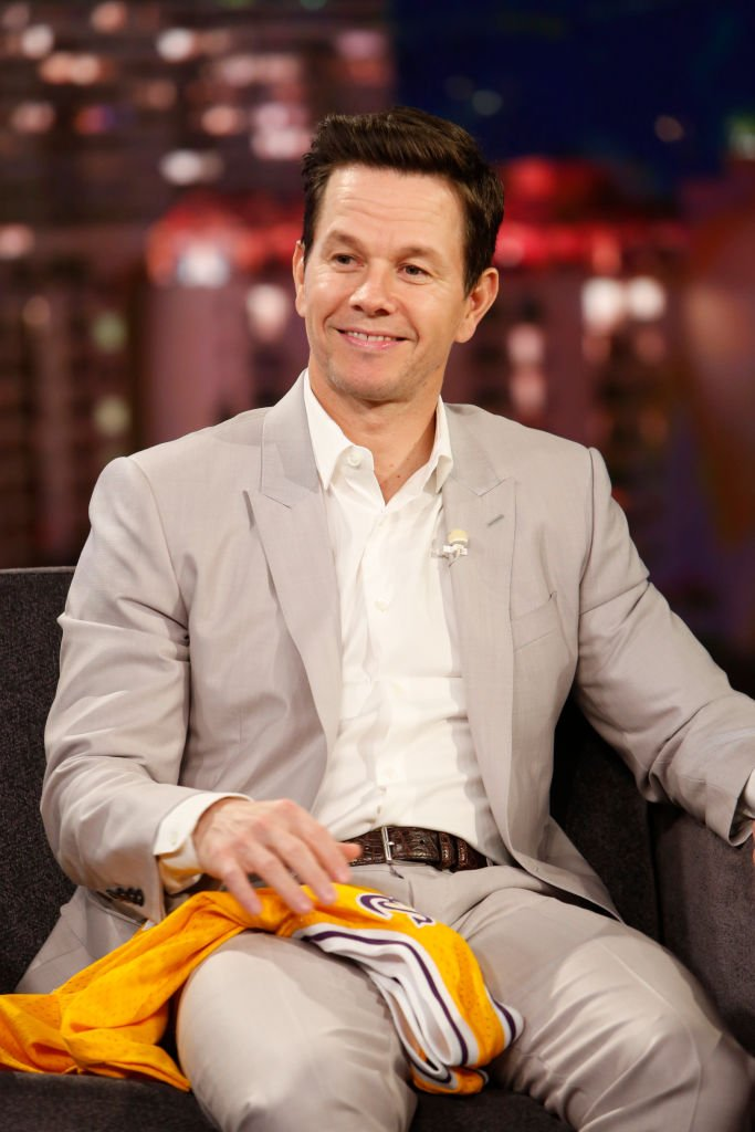 """Mark Wahlberg on ABC's """"Jimmy Kimmel Live"""" - Season 18 