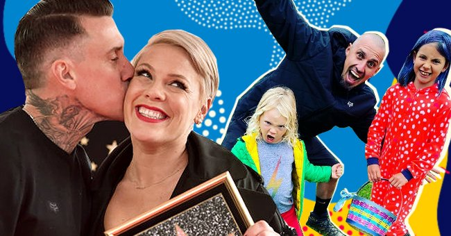 Pink and Her Husband Carey Hart Get Honest about How Having Kids Changed Their Lives