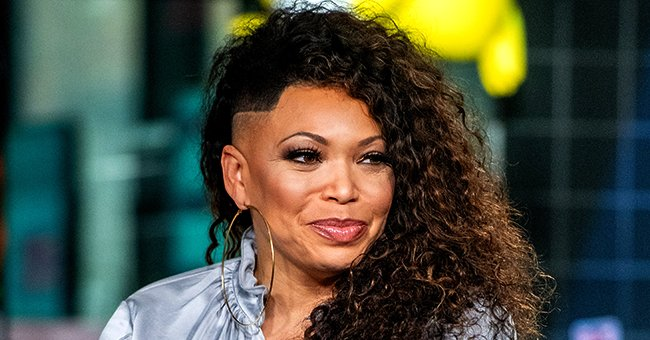Tisha Campbell Melts Fans' Hearts with Sweet Photos of Her Sons Ezekiel and Xen Martin Smiling