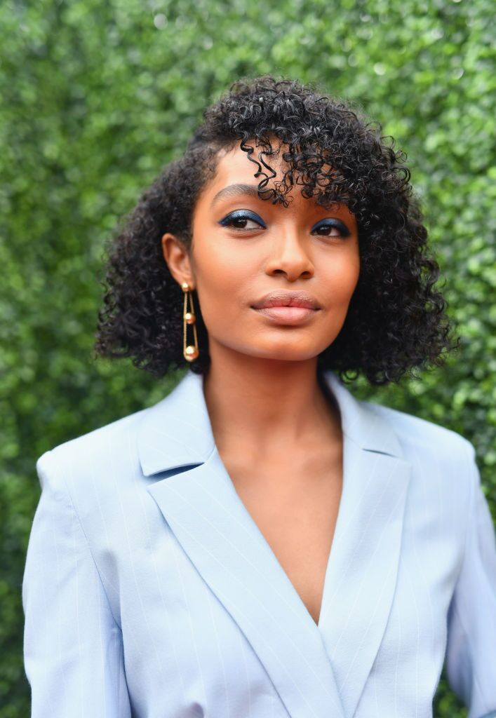 Yara Shahidi attends the 2018 MTV Movie And TV Awards at Barker Hangar on June 16, 2018 | Photo: Getty Images