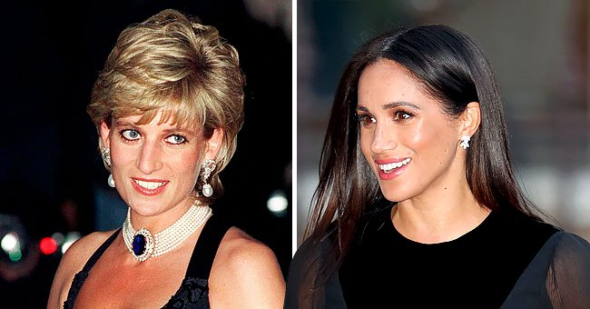 Meghan Markle Follows in Princess Diana's Footsteps by Expressing Individuality through Fashion, Expert Says