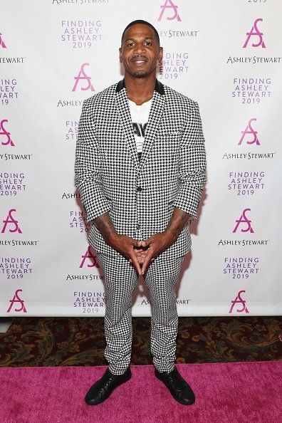 "Stevie J at the 2019 ""Finding Ashley Stewart"" finale event in September 2019. 
