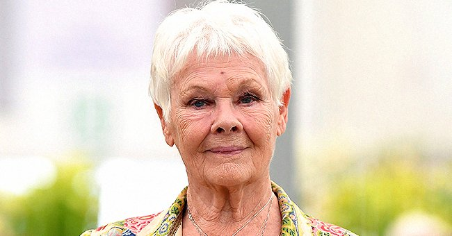 Judi Dench of 'Shakespeare in Love' Becomes 'Vogue' Magazine's Oldest Cover Star Ever