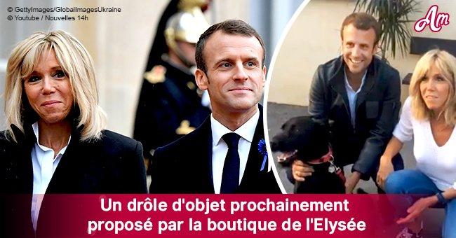 5€ pour Nemo: un cadeau spécial venant d'Emmanuel et Brigitte Macron, bientôt dans la boutique de l'Elysée, Gala rapporte