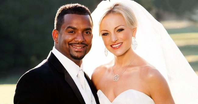 Alfonso Ribeiro's Wife Angela Celebrates Interracial Marriage Legalization in a Touching Post