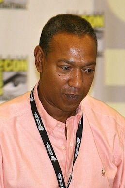 Julius Carry at the San Diego Comic-Con International in July 2006 | Photo: Wikimedia Commons