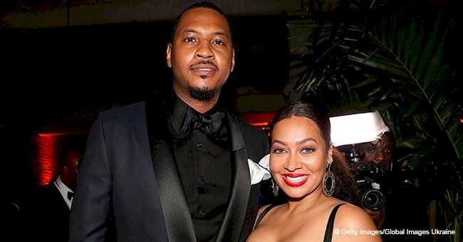 'Us Weekly': La La & Carmelo Anthony officially 'reconcile' almost 2 years after calling it quits