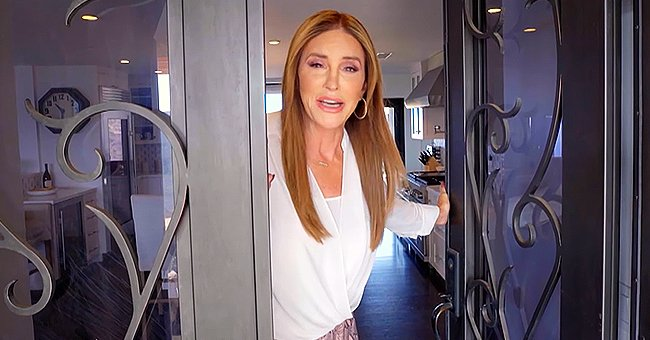 Caitlyn Jenner Takes a Tour of the Malibu Hills Mansion She Shares with Pal Sophia