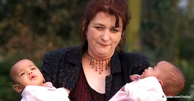 Woman wants to meet twins she tried to adopt online for £8.2K to fulfill ex-husband's last wish