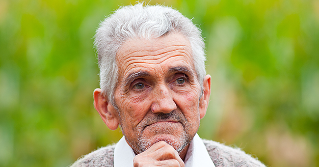 Daily Joke: Elderly Man Bets $10 That His Grandson Can't Get a Worm Back in the Hole